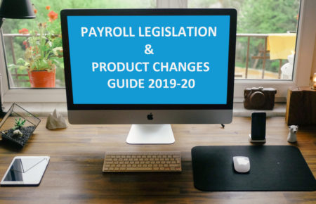 Pegasus Payroll Legislation & Product Changes guide 2019-20