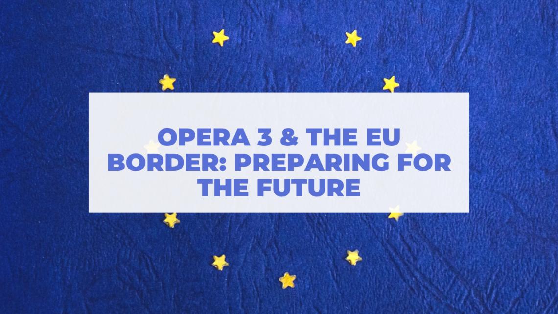 Pegasus Opera & The EU – Preparing for the Future