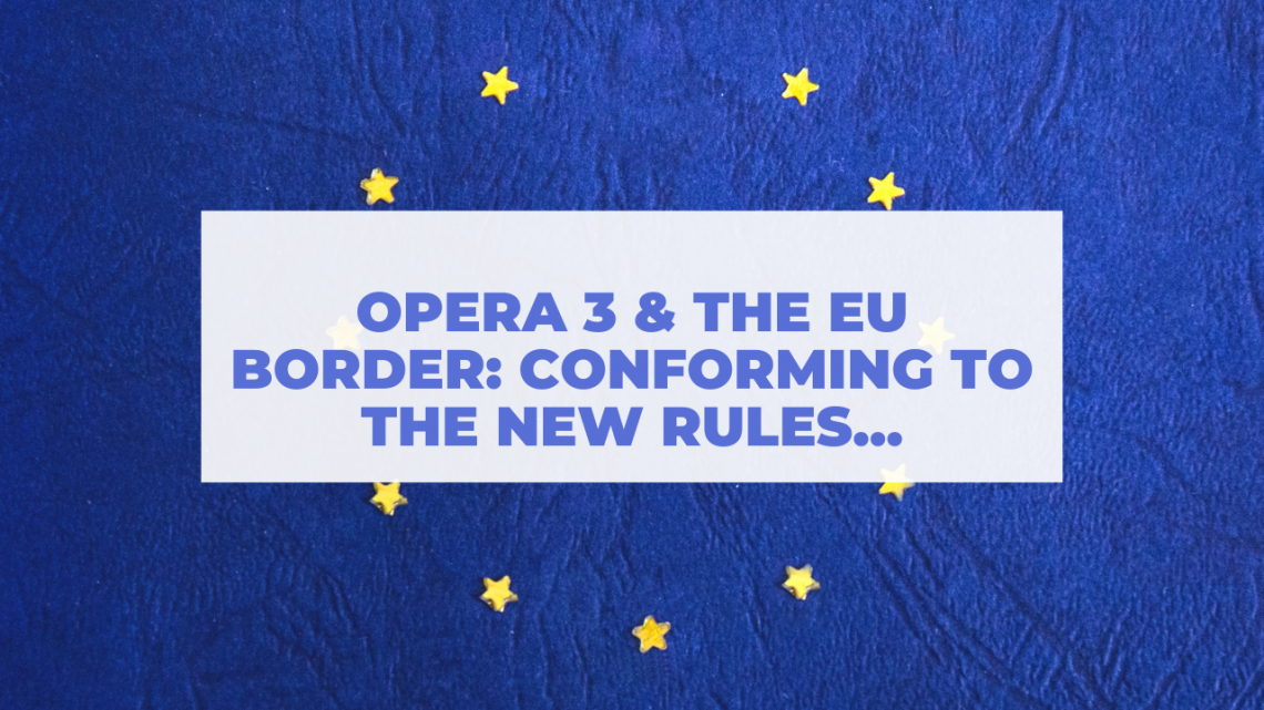 Pegasus Opera & The EU – Conforming to the New Rules